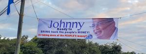 Johnny Briceno - PUP potential leader