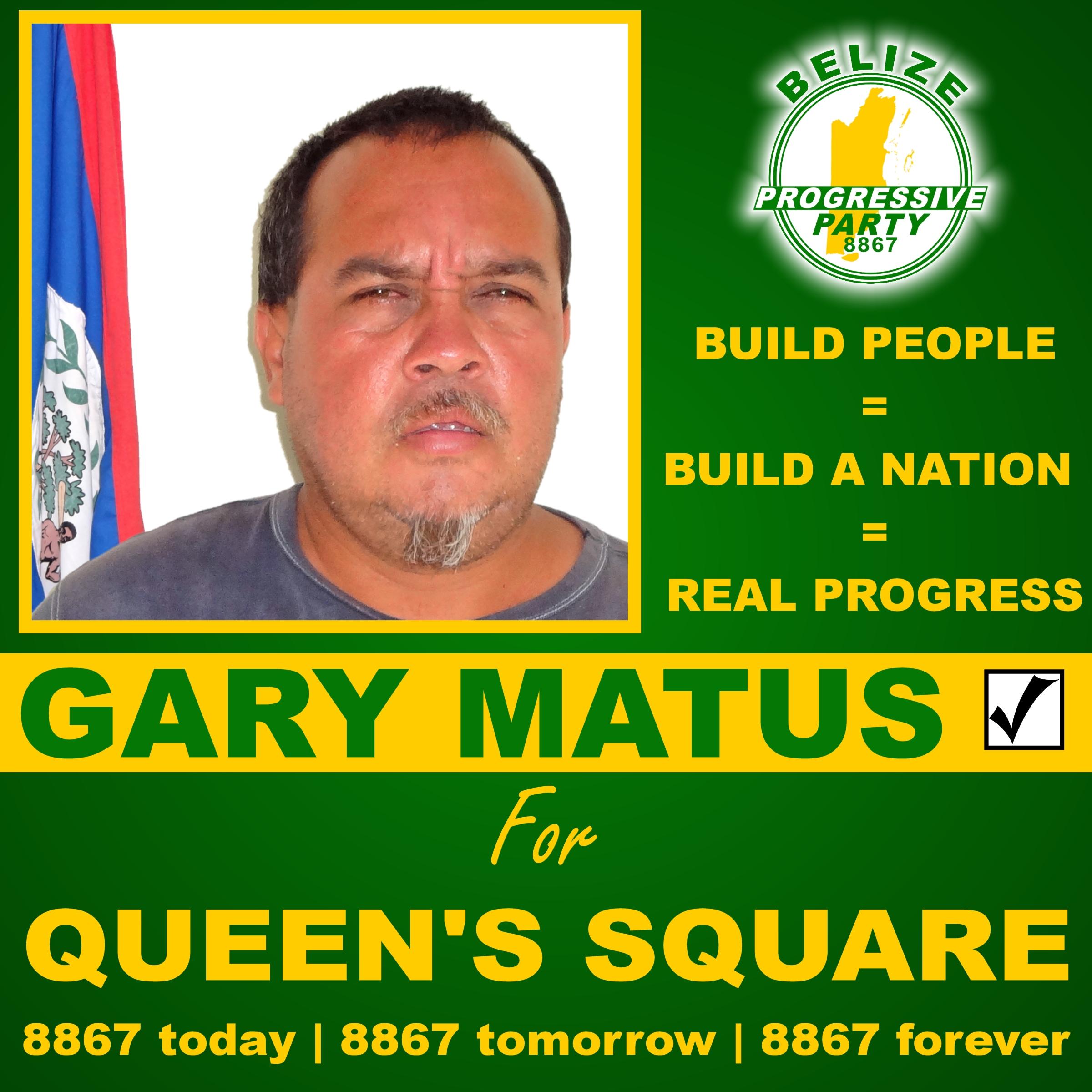 GARY MATUS
