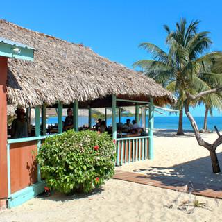 De Tatch Seaside Restaurant Placencia