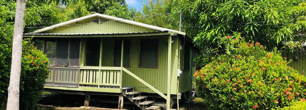 Aqua Rentals - Standalone Cabana   Placencia Rentals