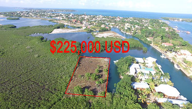 Solidly Filled Property in Placencia