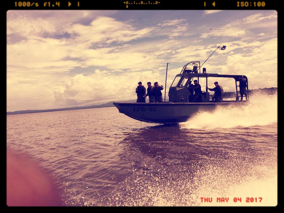 GAF invading Belize