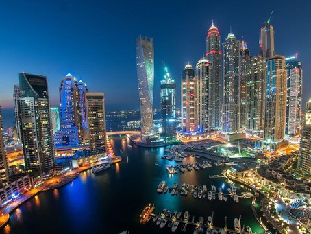 Dubai is the city with the largest carbon footprint on Earth!