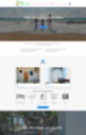 Hotel Website Design in Belize