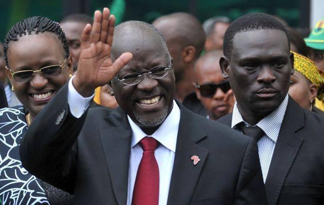 President of Tanzania | John Magufuli
