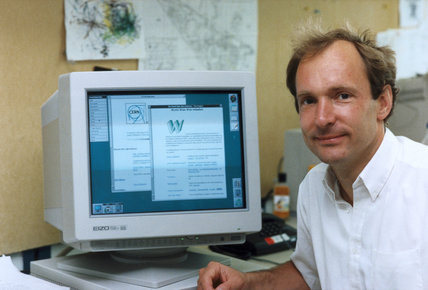 Inventor of the internet and world wide web
