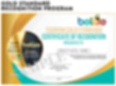 Belize tourism industry Gold Standard Recognition