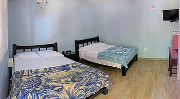 Room One | Imani's Inn Placencia
