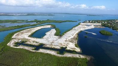 Lagoon Lots Ready Construction