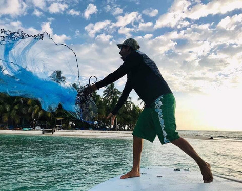 Placencia Inner Reef Fishing Charters
