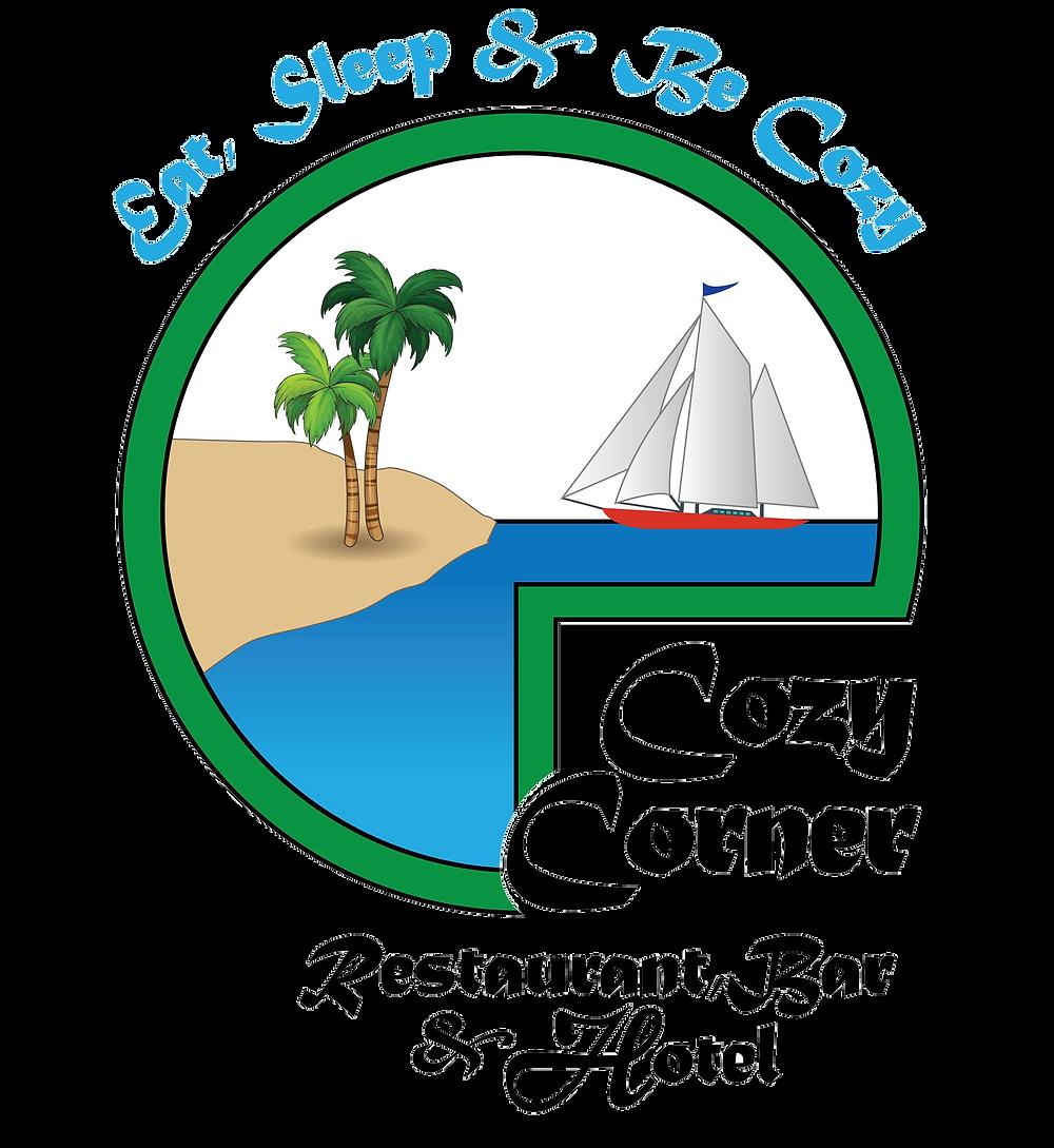 Cozy Corner Restaurant, Bar & Hotel Logo
