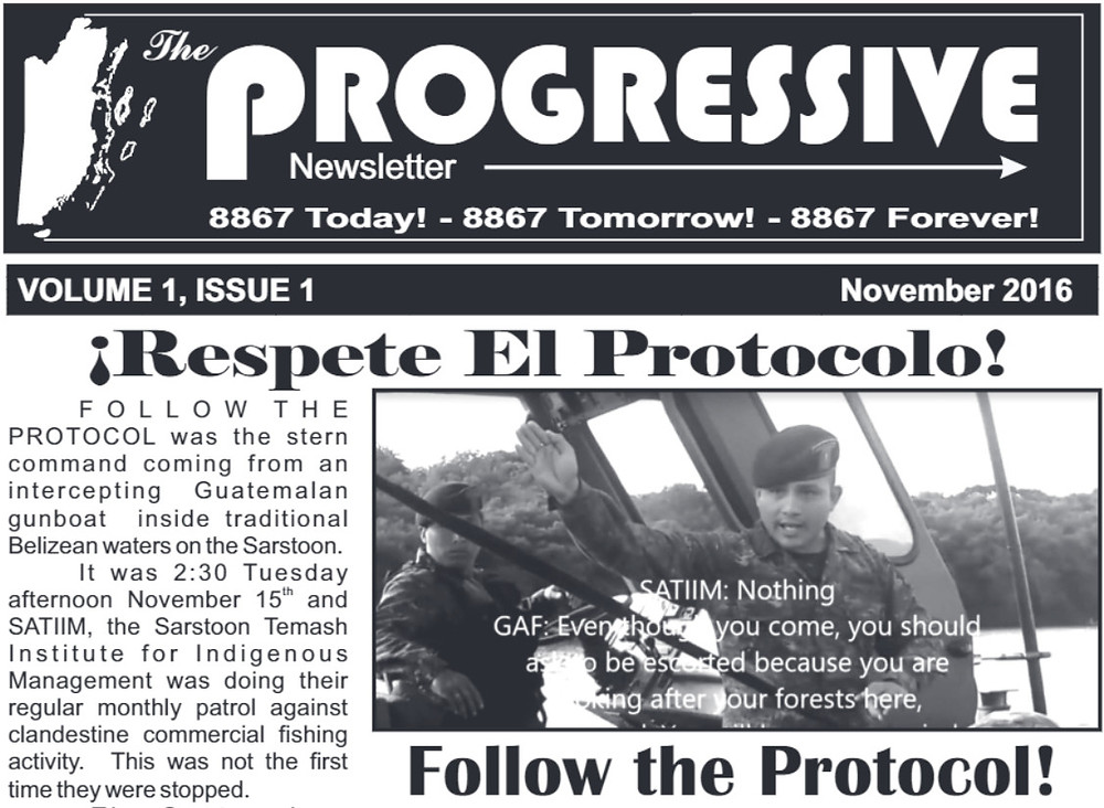 "BPP's ""The Progressive"" Newspaper"