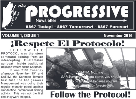 "HOW TO FIND AND READ BPP'S ""THE PROGRESSIVE"" NEWSPAPER,ONLINE"
