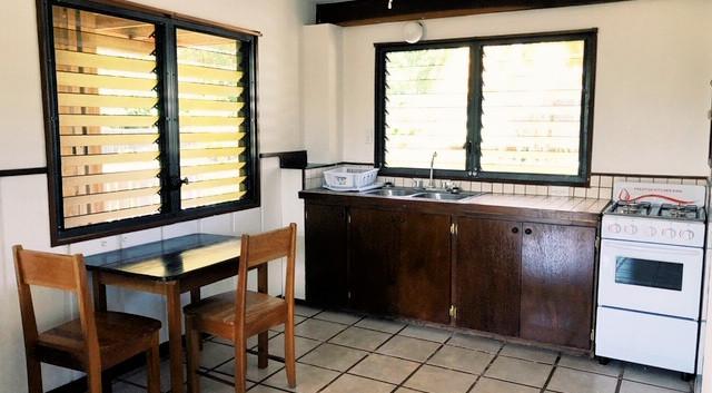 Aqua Rentals - Downstairs Cabana | Placencia Rentals