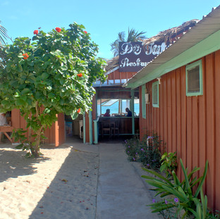 De Tatch Seaside Restaurant Placencia