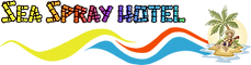 Seaspray Hotel Placencia Logo