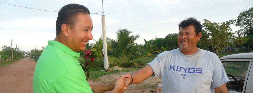 Charles Leslie Jr - BPP Mayoral Candidate - Belmopan