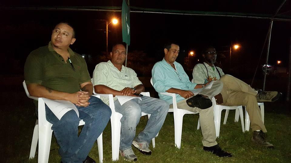 BPP Executive Members