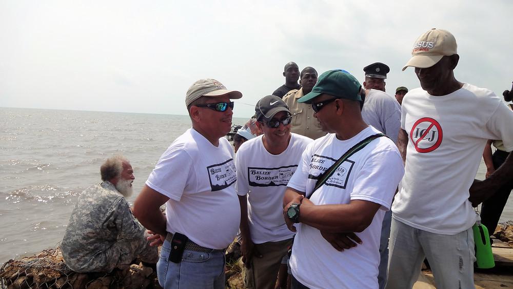 Real Belizean Patriots and Leaders