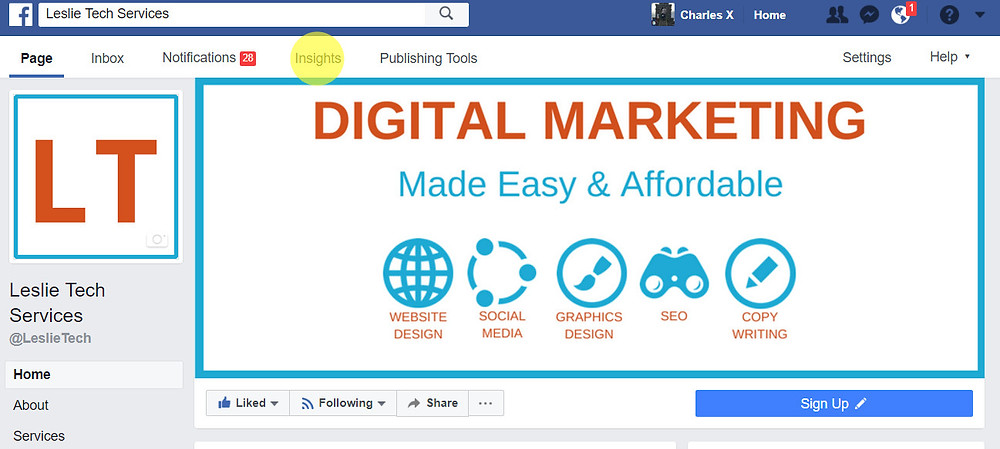 DIY Facebook marketing