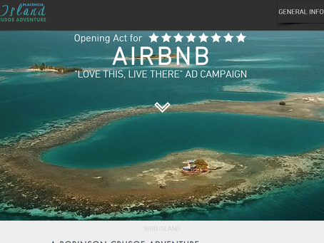 """RECENT PROJECT: Bird Island """"Love This? Live There"""" Website Development"""