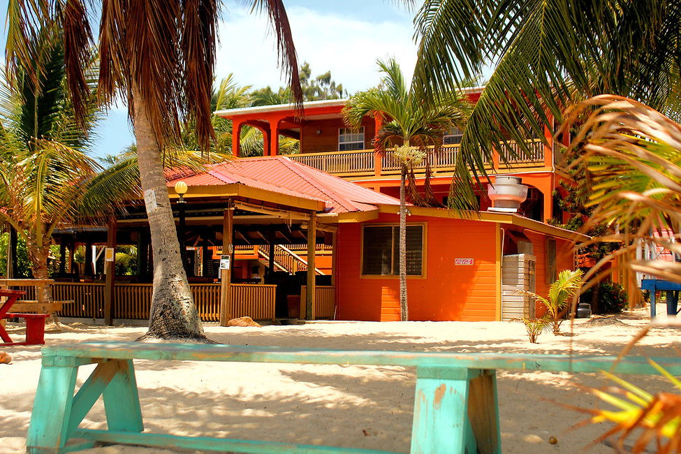 Contact Cozy Corner Restaurant Bar & Hotel in Placencia