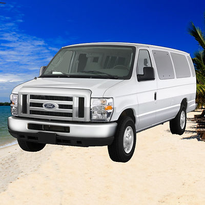 Van Rental | Koool Rental Services in Placencia