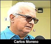 Carlos Moreno | US Ambassador to Belize