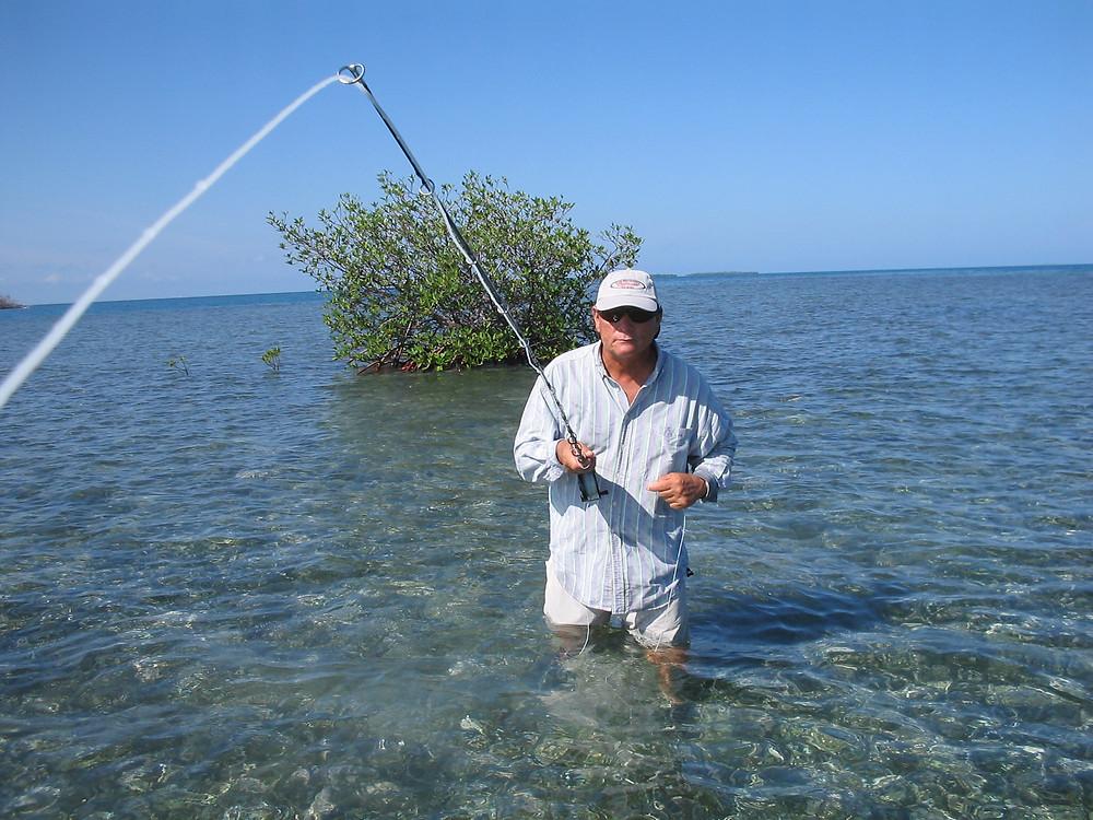 Charles Leslie Sr   Master Fly Fisherman