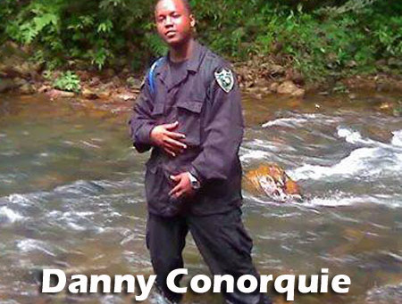 BPP REMEMBERS A FALLEN HERO - DANNY CONORQUIE
