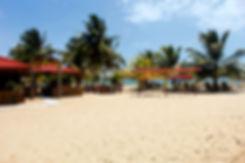 Cozy Corner Restaurant Bar Hotel in Placencia on the beach
