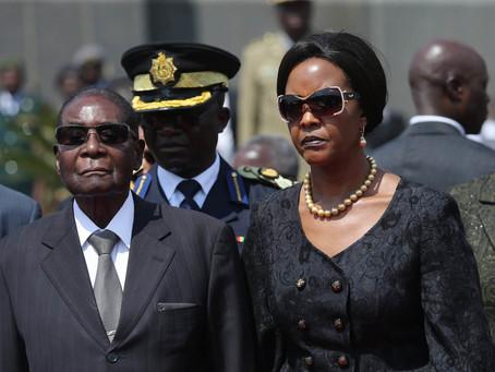 Paco Smith Chimes in on Zimbabwe's Mugabe's Resignation
