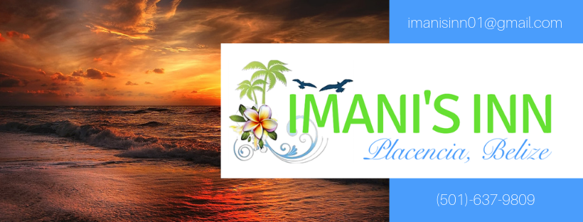 Imani's Inn Placencia - Facebook Page Cover