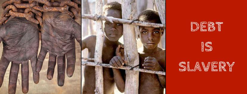 Belizeans in slavery