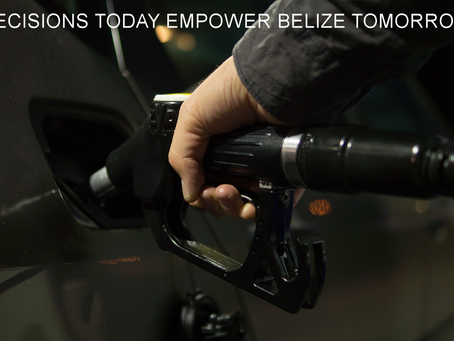 DECISIONS TODAY EMPOWER BELIZE TOMORROW