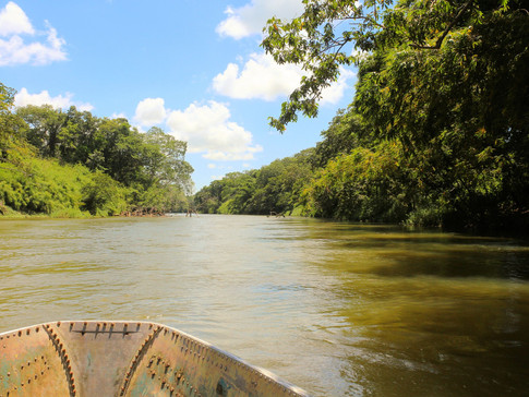 Belize River Photography