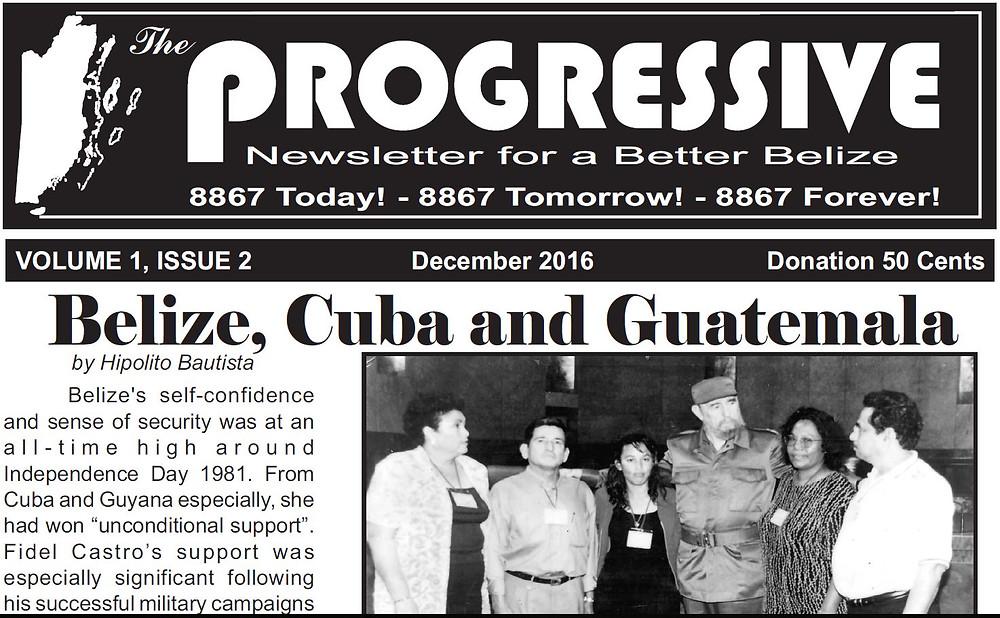 The Progressive Volume 1 Issue 2