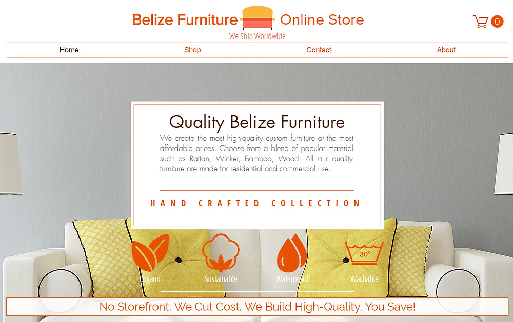 Quality Belize Furniture