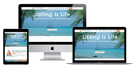 Blue Water Sailing Charters