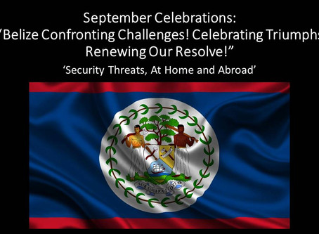 Security Threats, At Home and Abroad - full presentation by Paco Smith (updated)