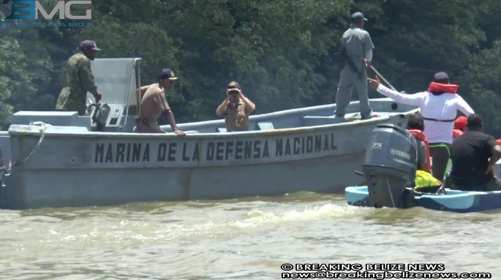 GAF harassing Belizean civilians