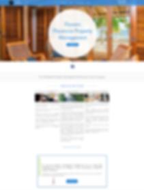 Propety Management Website Design