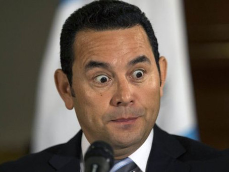 "PRESS RELEASE | ""BPP RESPONSE TO GUATEMALAN PRESIDENT'S UN SPEECH"""