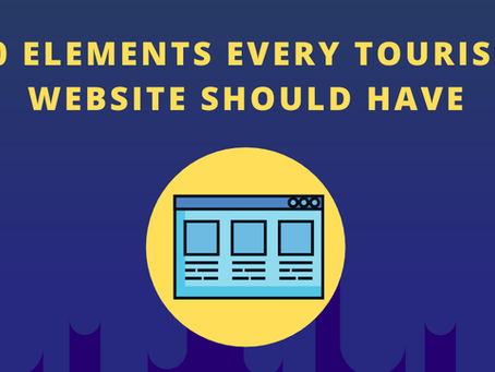 10 Elements Every Tourism Website Should Have