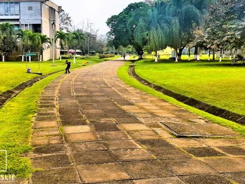 Belmopan Central Walkway Photography
