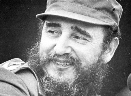 In remembrance of Fidel Castro, Whose Significance Shall Endure