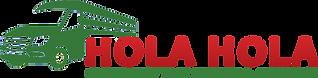 Hola Hola Camaron's Taxi Service & Charters Logo