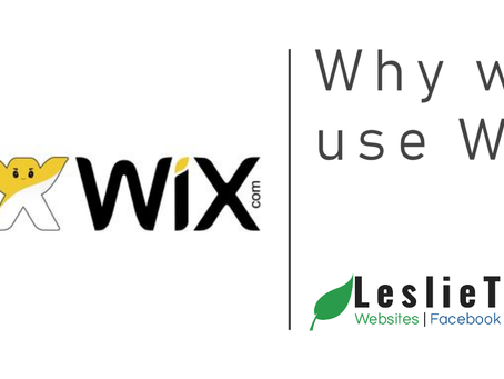 Why We Use Wix To Build Our Client's Websites