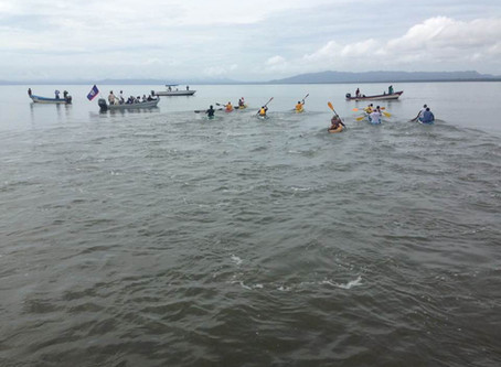 A Successful Sarstoon Island Kayak EcoChallenge