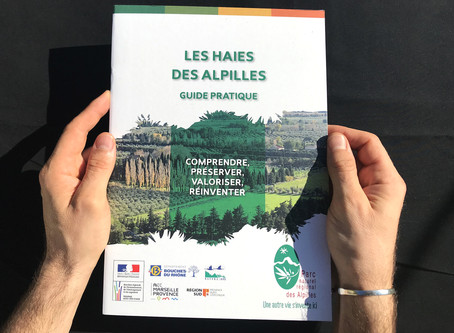PUBLICATION DU GUIDE DES HAIES !